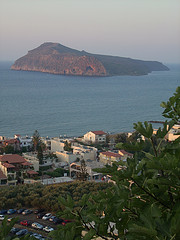 Platanias Kreeta Kreikka matkat source:http://www.flickr.com/photos/froderik/1093591578/