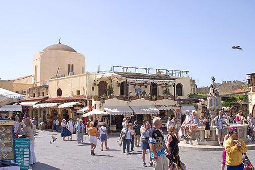 Rodos Kreikka matkat ja nähtävyydet source:http://www.flickr.com/photos/colinscamera/16452019/